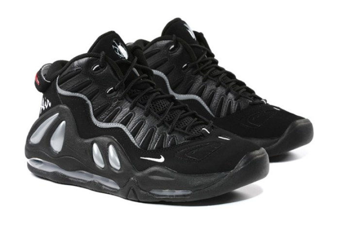 Nike Air Max Uptempo 97 Black/Silver/Red
