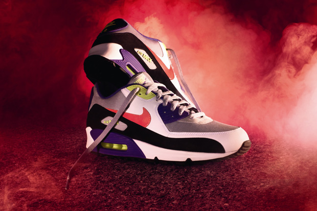 "Nike x Foot Locker: ""I Am The Rules"" Air Max 90 Campaign"