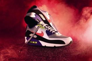 "Nike x Foot Locker: ""I Am The Rules"" Air Max 90 Campaign"