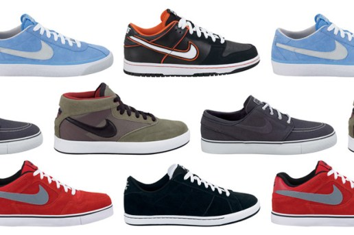 Nike SB 2010 September New Releases