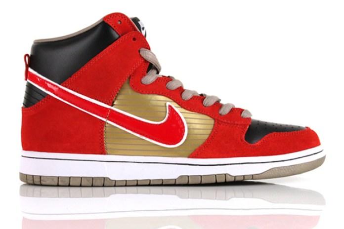 "Nike SB Dunk High Pro ""Tecate"""