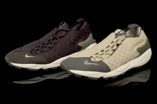 Nike Sportswear Air Footscape Blueprint & Faded Taupe