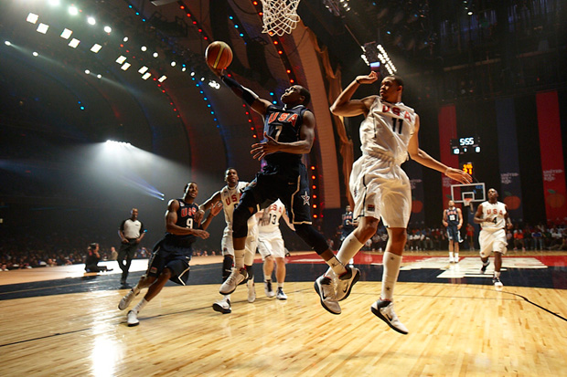 Nike Presents: World Basketball Festival Day 1 featuring Jay-Z