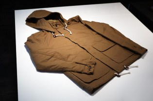 Norse Projects 2010 Fall/Winter Noreg Canvas Jacket