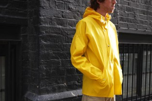 Norse Projects x elka 2010 Fall/Winter Raincoat