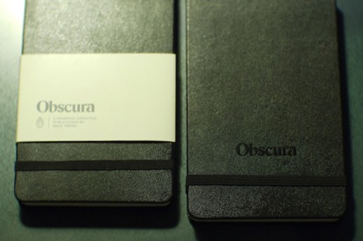 OBSCURA by SILLY THING Launch Event Gifts