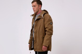 Oi Polloi x Norse Projects Parka