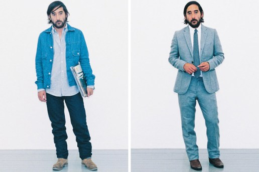 Our Legacy 2011 Spring Lookbook