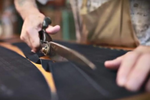 Oxxford Clothes: A Tradition of Tailoring