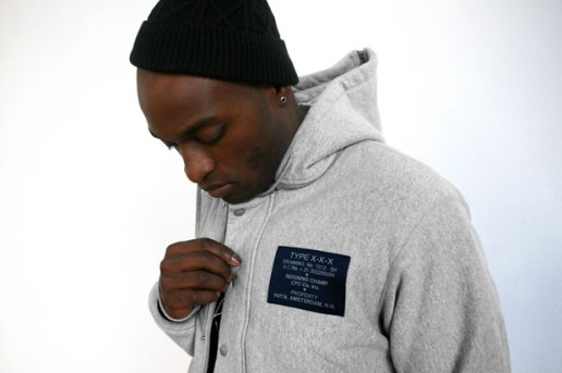 Patta x Reigning Champ Fleece Set