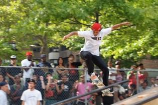 Paul Rodriguez Nike SB Skate Demo