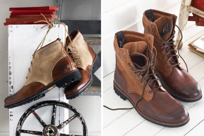 rag & bone x Timberland Boot Company 2011 Spring Collection