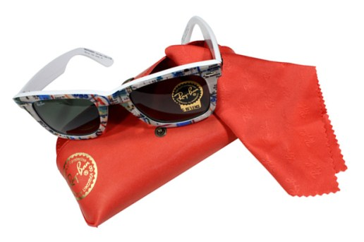 "Ray-Ban ""Subway"" Wayfarer swagger Exclusive"