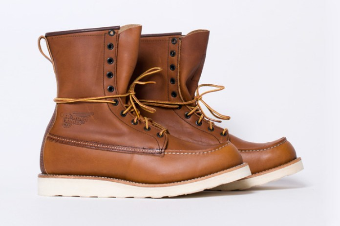 Red Wing 2010 Fall/Winter Moc Toe 8""