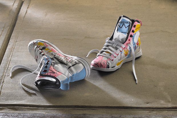 Reebok x Jean-Michel Basquiat Capsule Collection