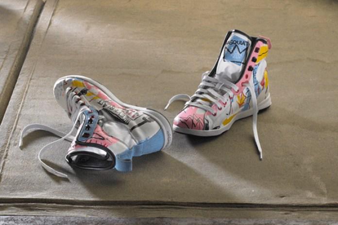 Reebok x Jean-Michel Basquiat Capsule Collection