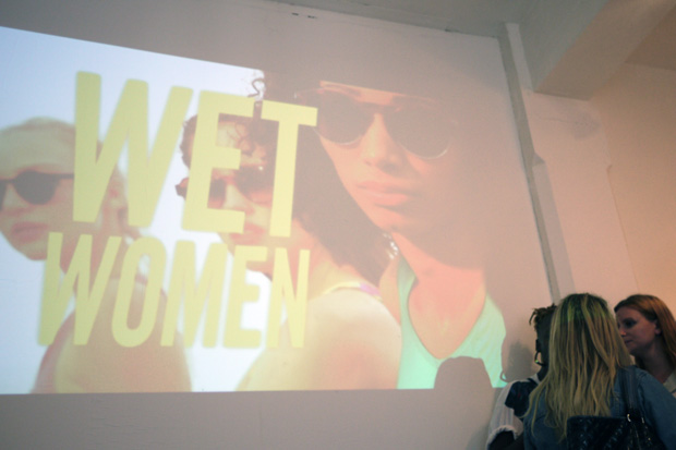 Reinform Presents: WET WOMEN Exhibition Recap