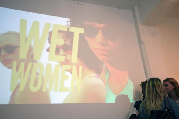 Reinform Presents: WET WOMEN Exhibition Recap