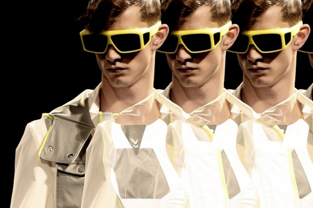 Romain Kremer x MYKITA 2011 Spring/Summer Gordon