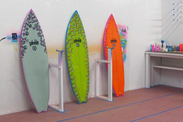 S/DOUBLE Surf Boards