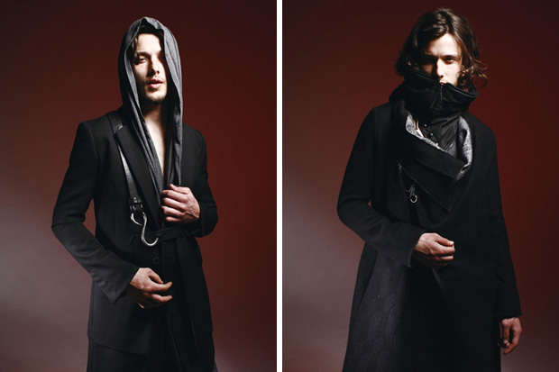 "SISTERE 2010 Fall/Winter ""SCARS"" Collection"