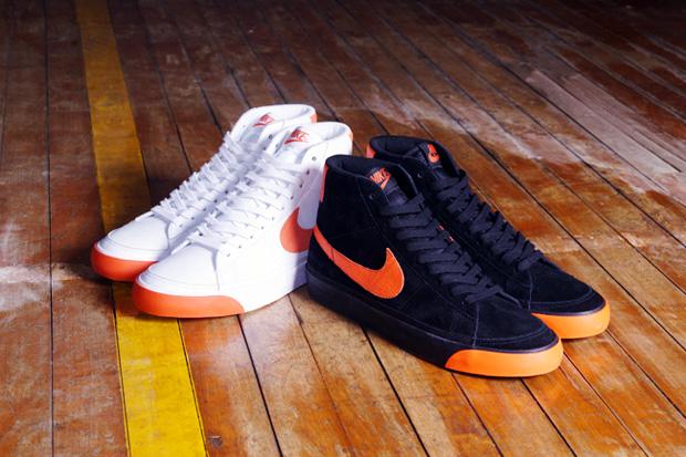 size? x Nike Sportswear Blazer Pack