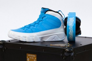 "Skull Candy x Air Jordan IX ""For the Love of the Game"" Pack"