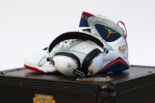 "Skull Candy x Air Jordan VII ""For the Love of the Game"" Pack"