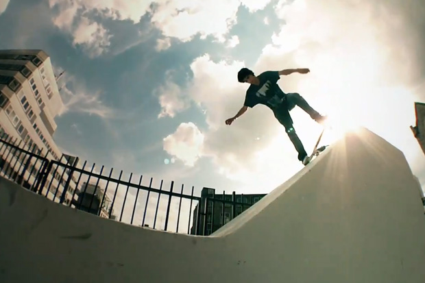 Emerica x Slam City Skates Laced Video