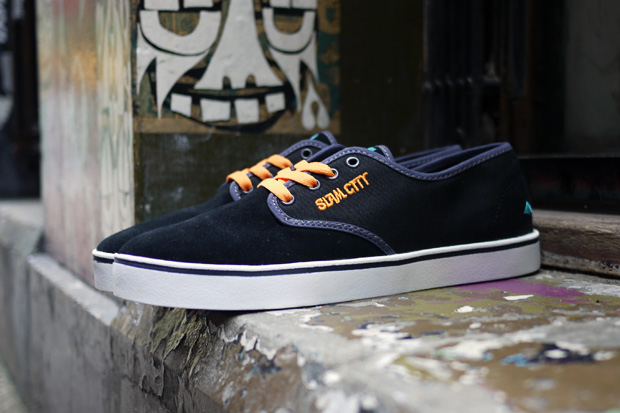 Emerica x Slam City Skates Laced