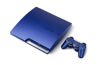 "Sony Playstation 3 ""Titanium Blue"" Gran Turismo 5 Racing Pack"