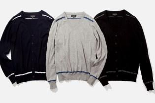 SOPHNET. x CASH CA Cashmere Cardigan & Knit