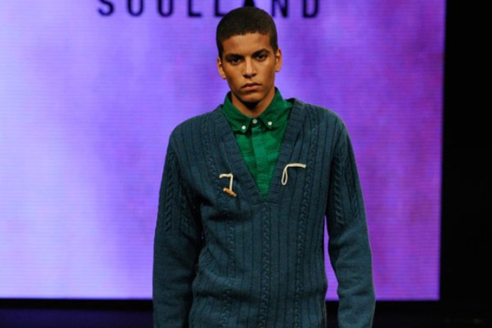 Soulland 2011 Spring Collection @ Copenhagen Fashion Week