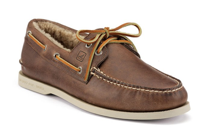 Sperry Top-Sider Winter Authentic Original Boat Shoe