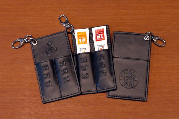 Starbucks x SOPHNET. VIA Cardholder