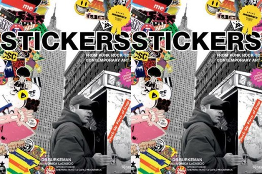 Stickers: From Punk Rock to Contemporary Art