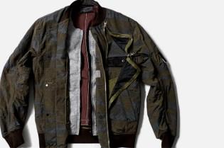 Stone Island Shadow Zip Bomber Jacket