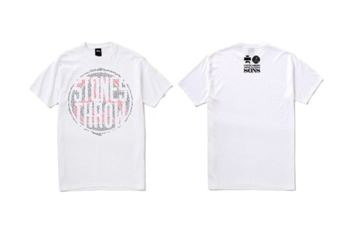 Stones Throw x Stussy x United Arrows & Sons T-Shirt & Pop-Up Shop