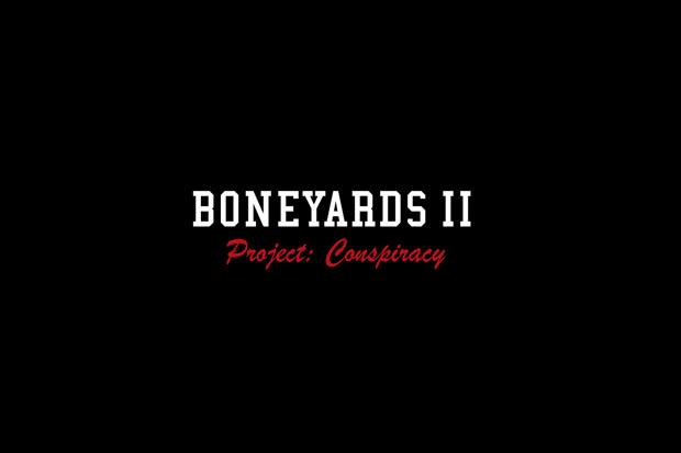 Stussy x NEIGHBORHOOD Boneyards II Project: Conspiracy Announcement