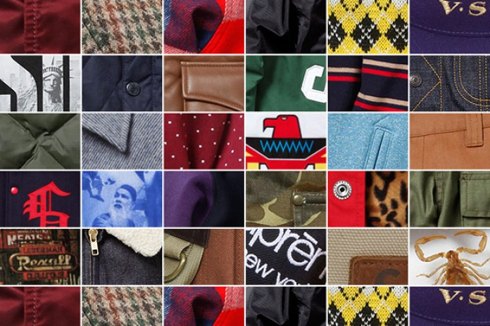 Supreme 2010 Fall/Winter Collection