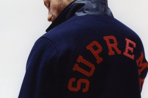 Supreme 2010 Fall/Winter Collection Lookbook