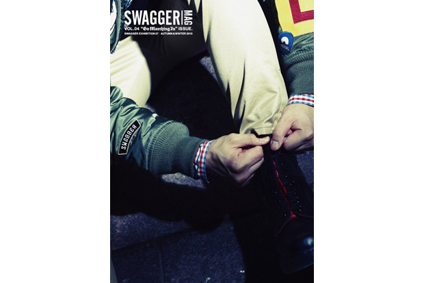 """swagger MAG Vol. 4 """"Go Marching In"""" Issue"""
