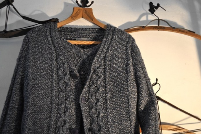 """Takahiro Miyashita """"The Solo Ist."""" 2010 Fall/Winter Collection Part 2 Preview"""