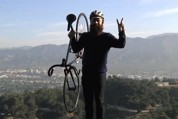 TRAFIK Presents To Live & Ride in LA Trailer