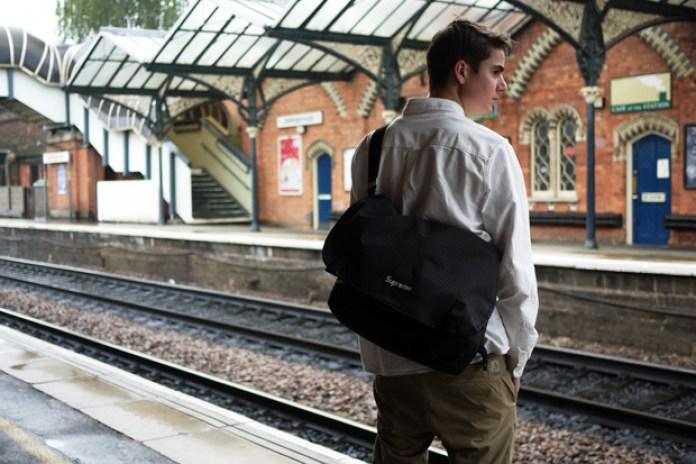 Streetsnaps: The Traveler
