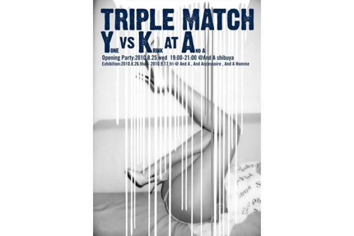 Triple Match: YONE vs. KRINK vs. And A