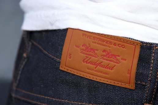 UNDFTD Denim Jeans