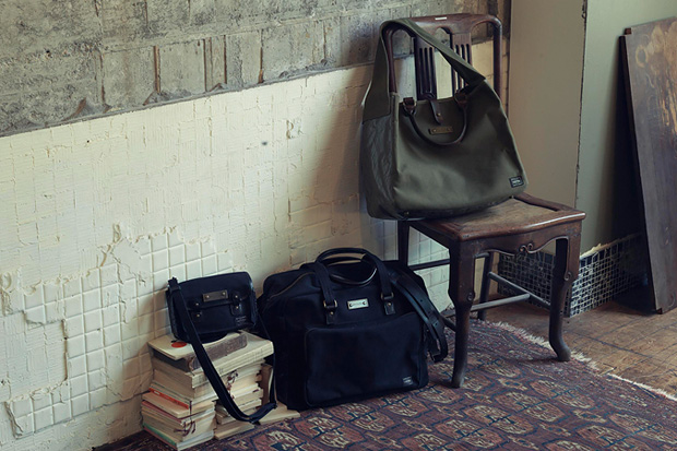 United Bamboo x Porter Bag Collection