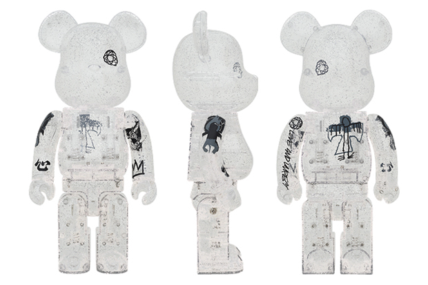 UNKLE x Medicom Toy 100% & 400% Bearbricks