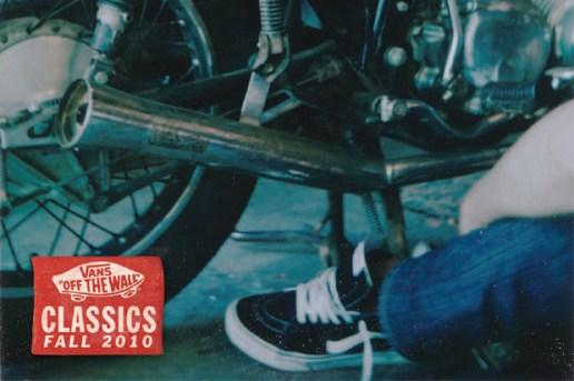 Vans Classics 2010 Fall Catalog